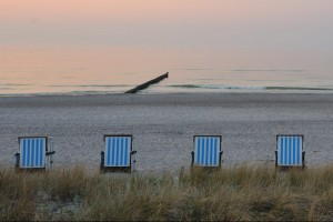 Arrangement Pfingsten an der Ostsee
